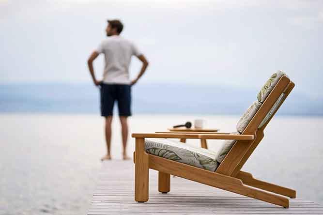 Bergere Deck Relax Bali 2
