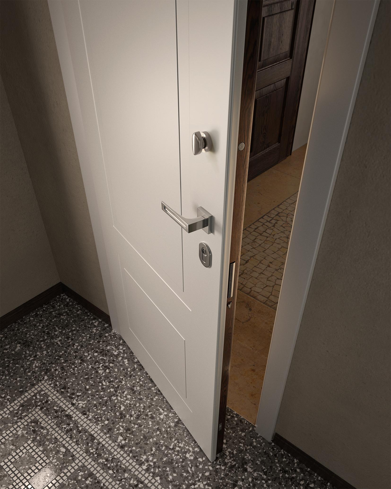 Sovrana Appartamento Ingresso